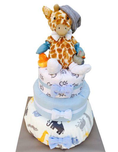 Sleepy Giraffe Kake