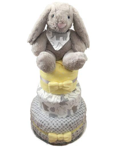 Cuddly Rabbit Kake