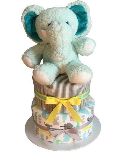 Blue Elephant Kake