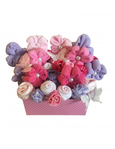 Garden Box Bouquet