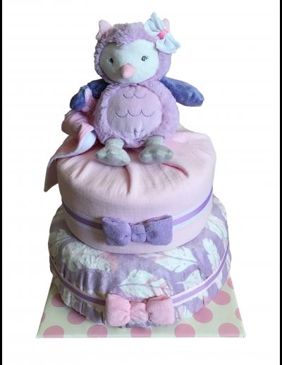 Purple Owl Kake